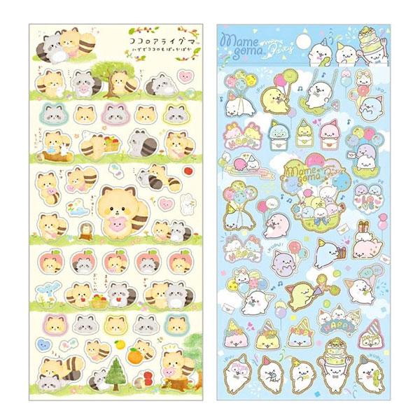 san-x kawaii stickers