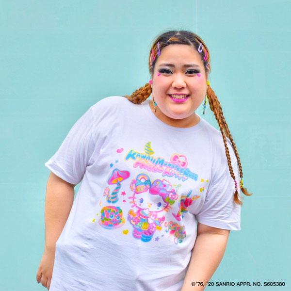 Hello Kitty kawaii t-shirts
