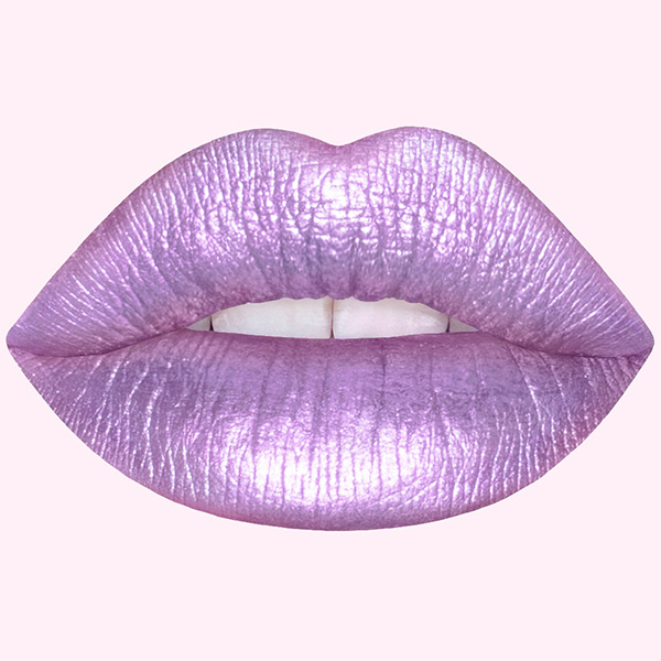 Lime Crime metallic lipstick