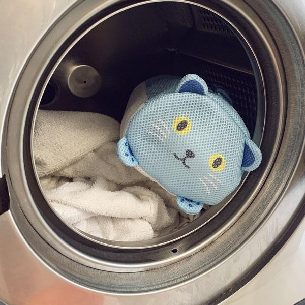 cat laundry bag