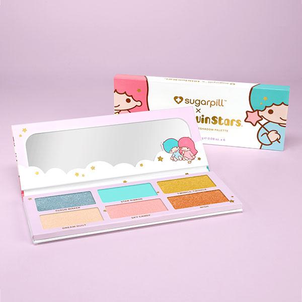 Sugarpill x Little Twin Stars Makeup