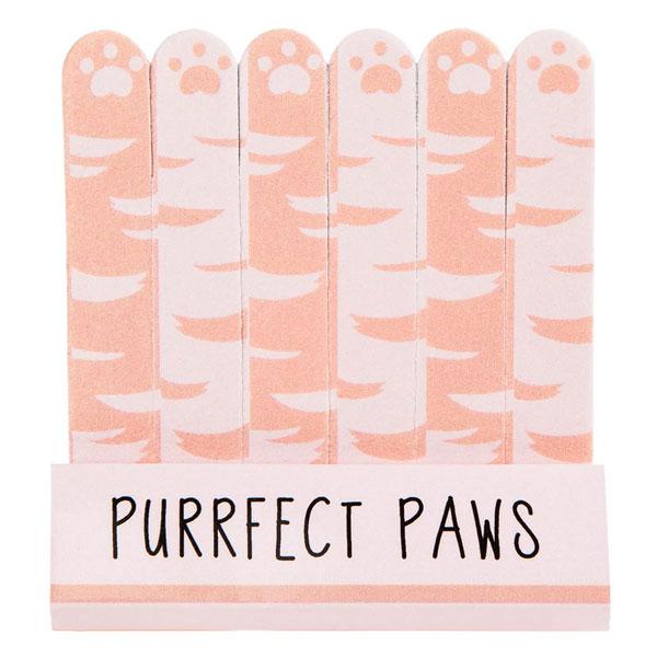 Kawaii Beauty Accessories - cat paw nail files