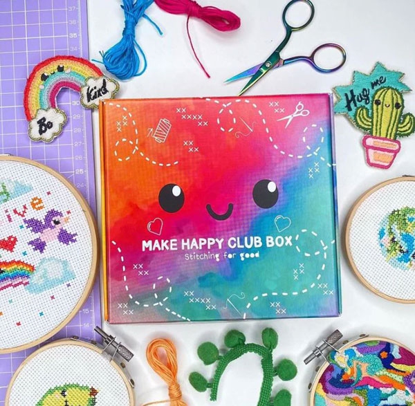 Make Happy Club Subscription Box Review