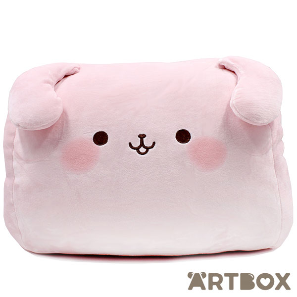 kawaii bunny marshmallow plush pillow