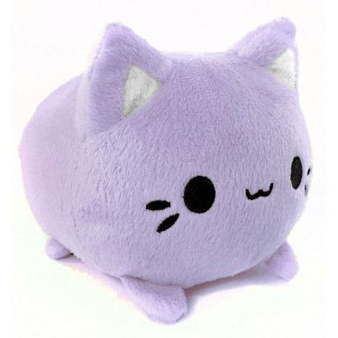 Ultra Violet meowchi cat plush
