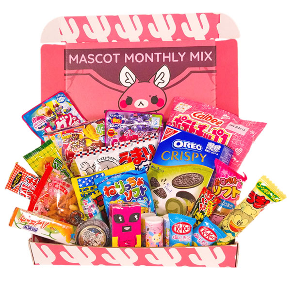 japanese snacks subscription boxes