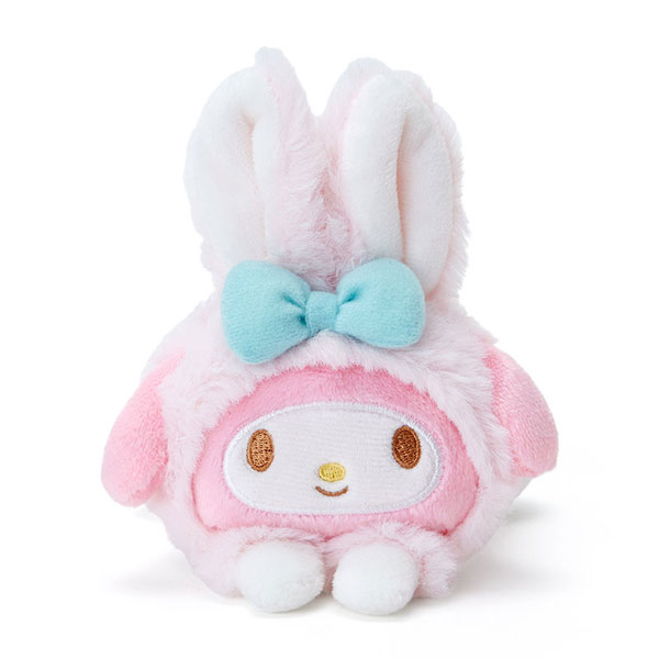 my melody easter bunny sanrio plush