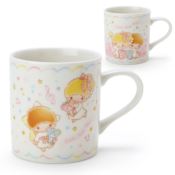 kawaii mugs little twin stars sanrio