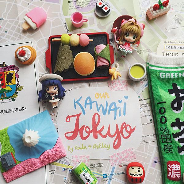 Our Kawaii Tokyo
