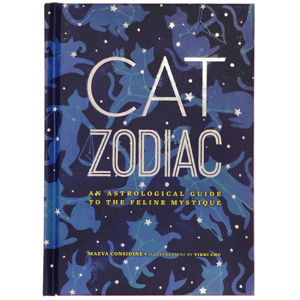 cat lady gifts cat zodiac book