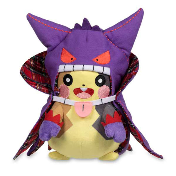 Kawaii Pokemon Halloween Plush