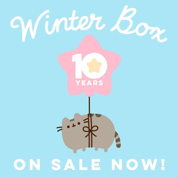Pusheen Box winter 2020