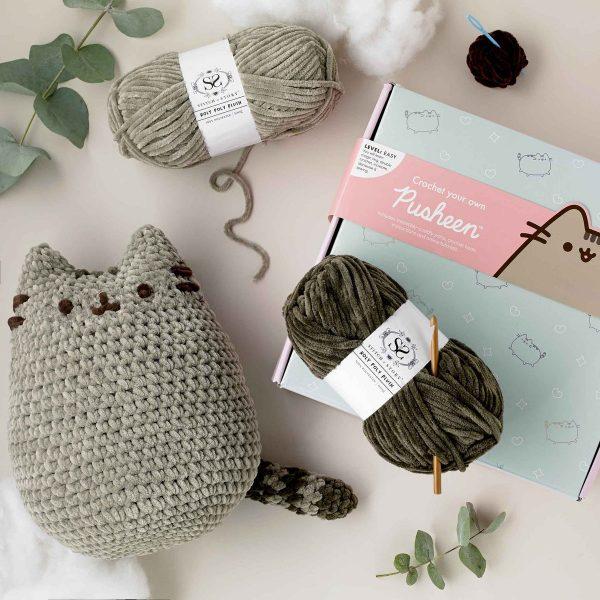 Pusheen crochet pattern