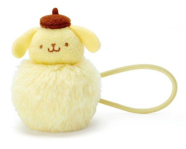 Cute Hair Accessories - pompompurin ponytail holder
