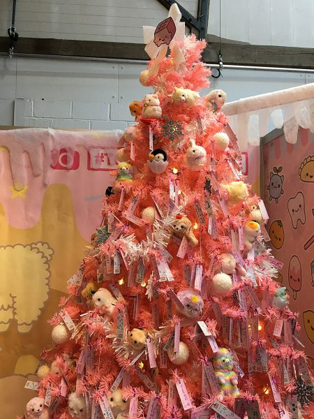Hyper Japan Christmas 2017 Tofu Cute Tree