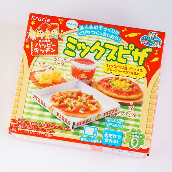 Popin' Cookin' Happy Kitchen Pizza Kit