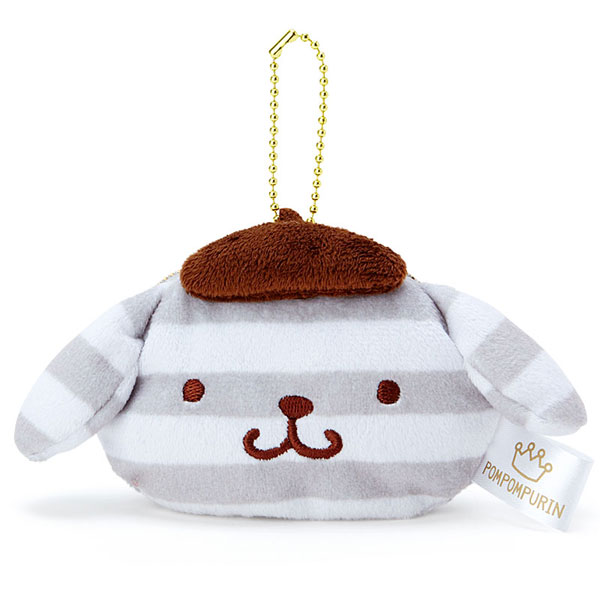 pompompurin plush purse