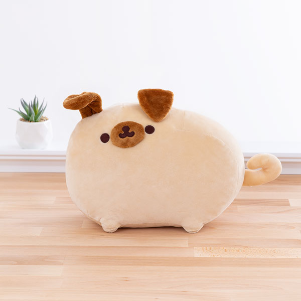 pusheenimals pugsheen plush