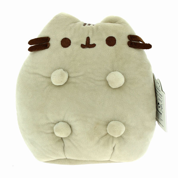 pusheen plush heatie