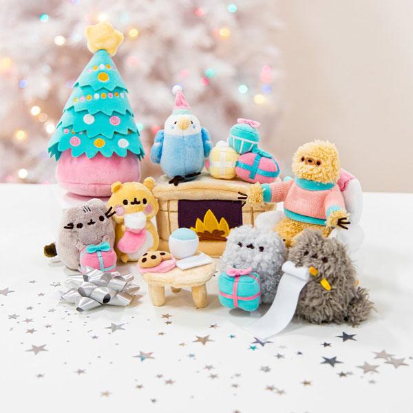 Cute 2020 Advent Calendars - Pusheen plush