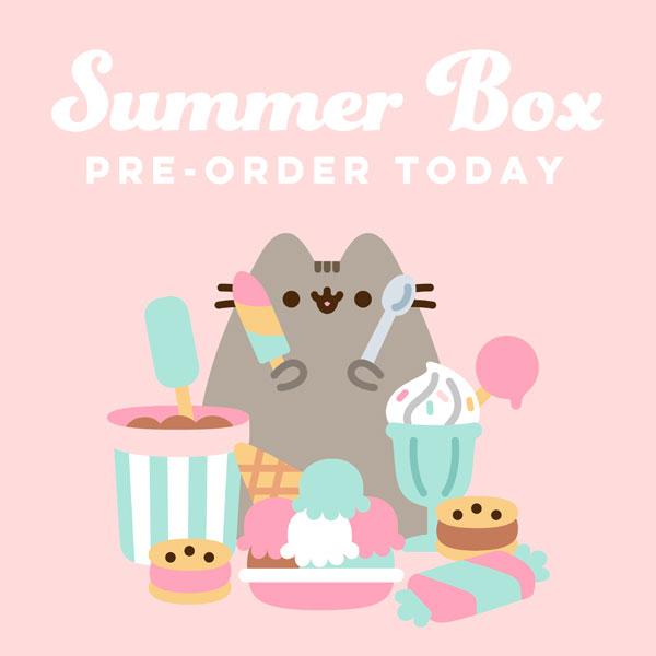 summer Pusheen Box
