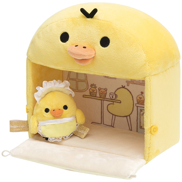 Kiiroitori Muffin Cafe plush