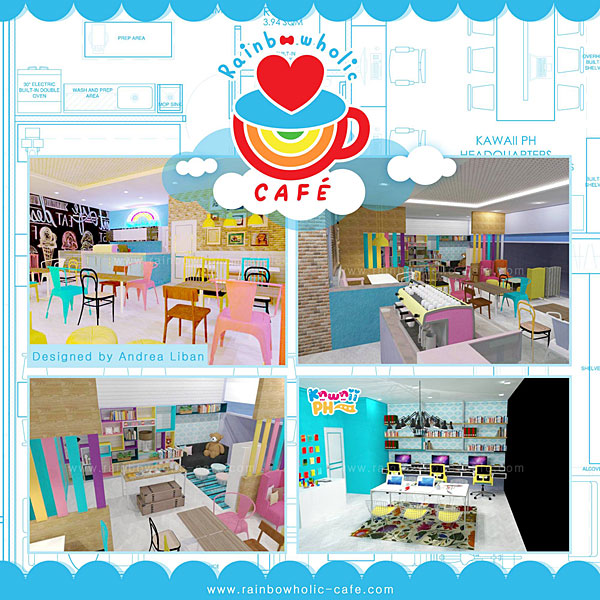 Rainbowholic Cafe