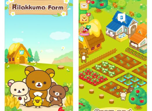 Rilakkuma Farm Game