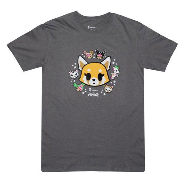 Aggretsuko tshirt