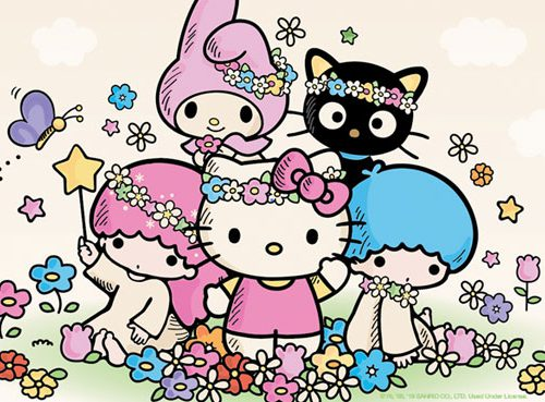 Sanrio kawaii subscription box