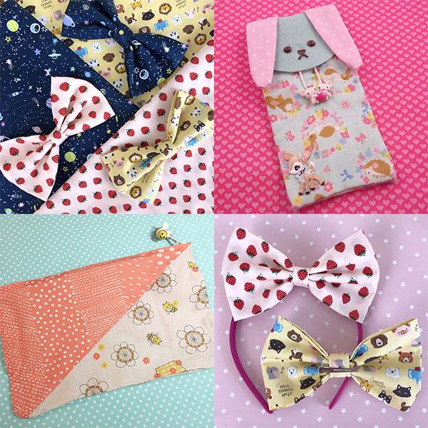No-Sew Fabric DIYs