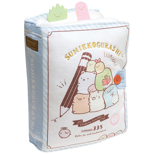san-x sumikkogurashi plush pillow