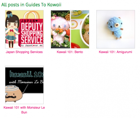 guides to kawaii
