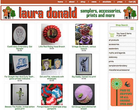lauradonald.myshopify.com
