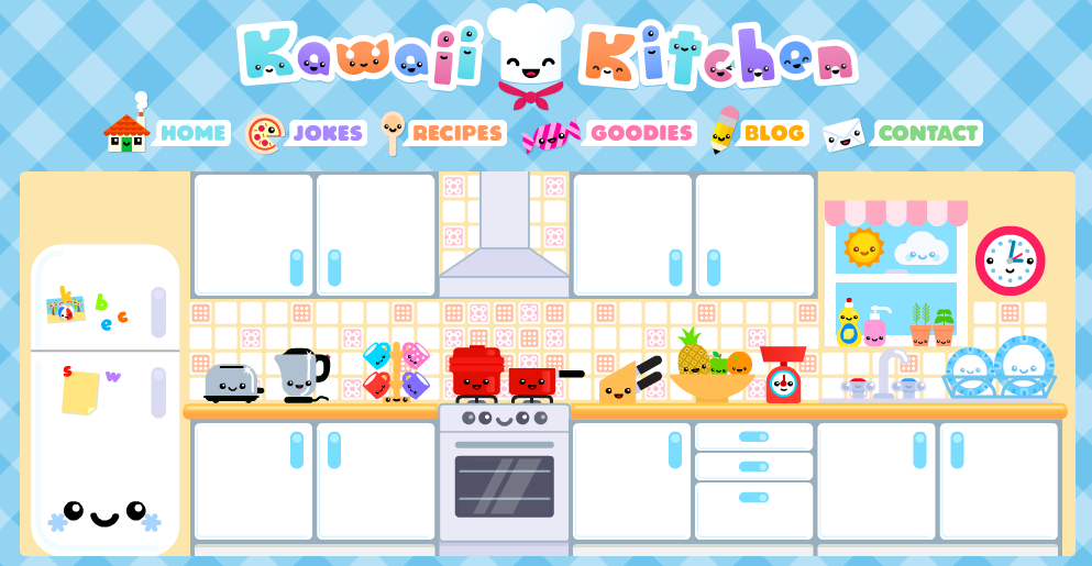 Kawaii Kitchen