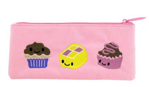 food friends pencil case