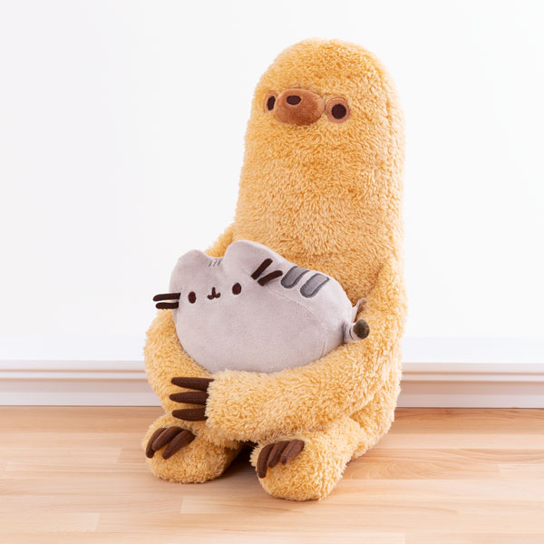 pusheenimals sloth plush