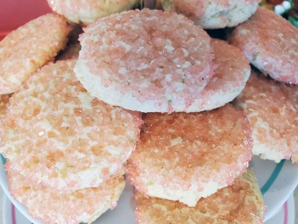 Gluten-Free Confetti Cookies recipe