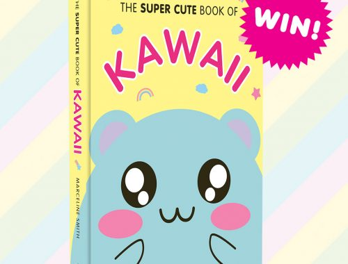 Win The Super Cute Book of Kawaii!