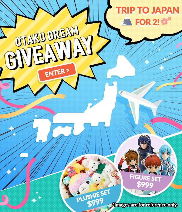 tokyo otaku mode giveaway