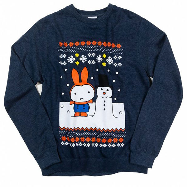 Cute Christmas Jumpers & Sweaters Miffy
