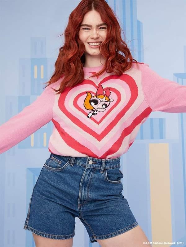 The Powerpuff Girls x Skinnydip