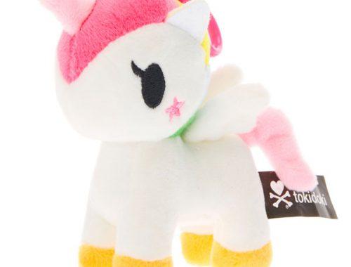 Tokidoki Unicorno kawaii plush