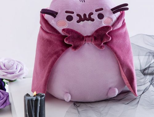 Halloween plush Vampire Pusheen