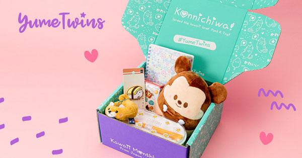 YumeTwins kawaii box
