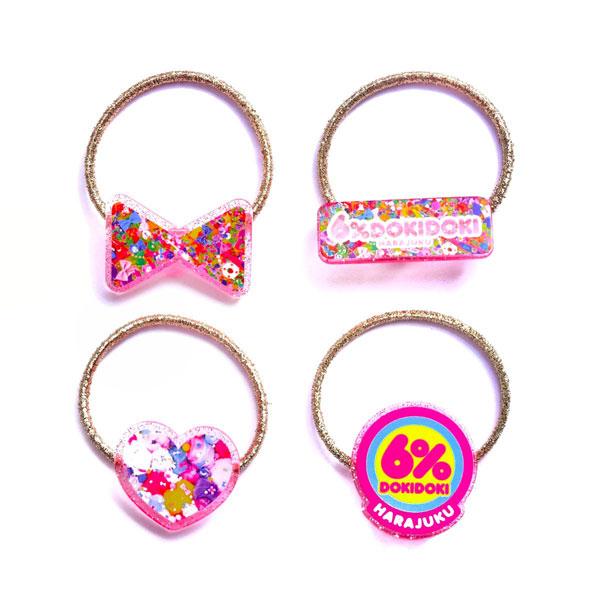 6%DOKIDOKI kawaii accessories