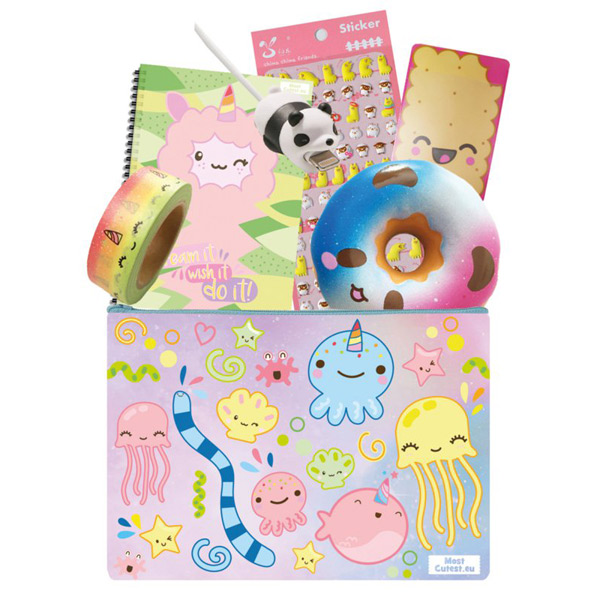 kawaii stationery lucky bag