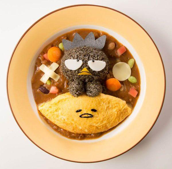 Gudetama x Badtz Maru Character Cafes in Japan