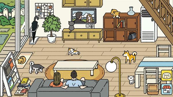 kawaii mobile games - Adorable Home
