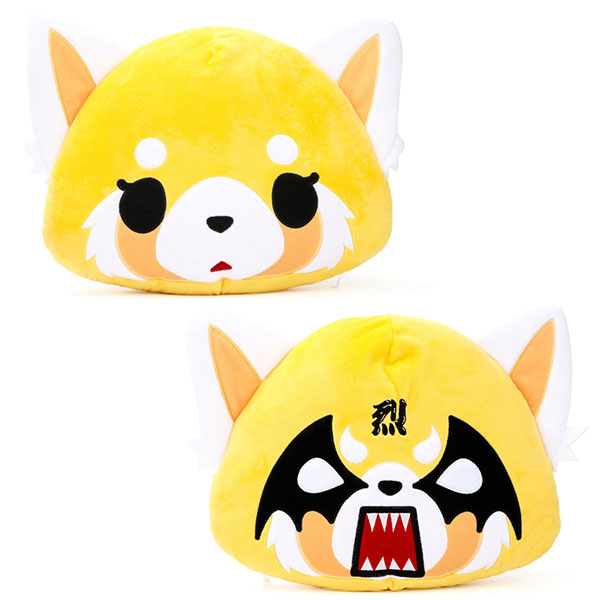 aggretsuko pillow